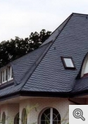 """""""Dabīgā šīfera jeb slānekļa jumti"""""""